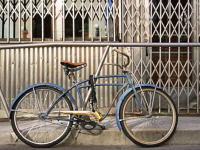 自転車 QRコード
